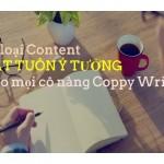 15 loại content BẬT TUÔN Ý TƯỞNG cho mọi cô nàng Copy Writer