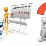 3 lưu ý quan trọng dành cho người mới học marketing online