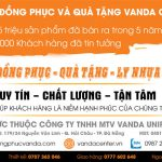 Đồng Phục VANDA Đà Nẵng – MST 0401911955 – 0896456605