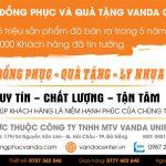 Đồng Phục VANDA Đà Nẵng – MST 0401911955 – 0896456605