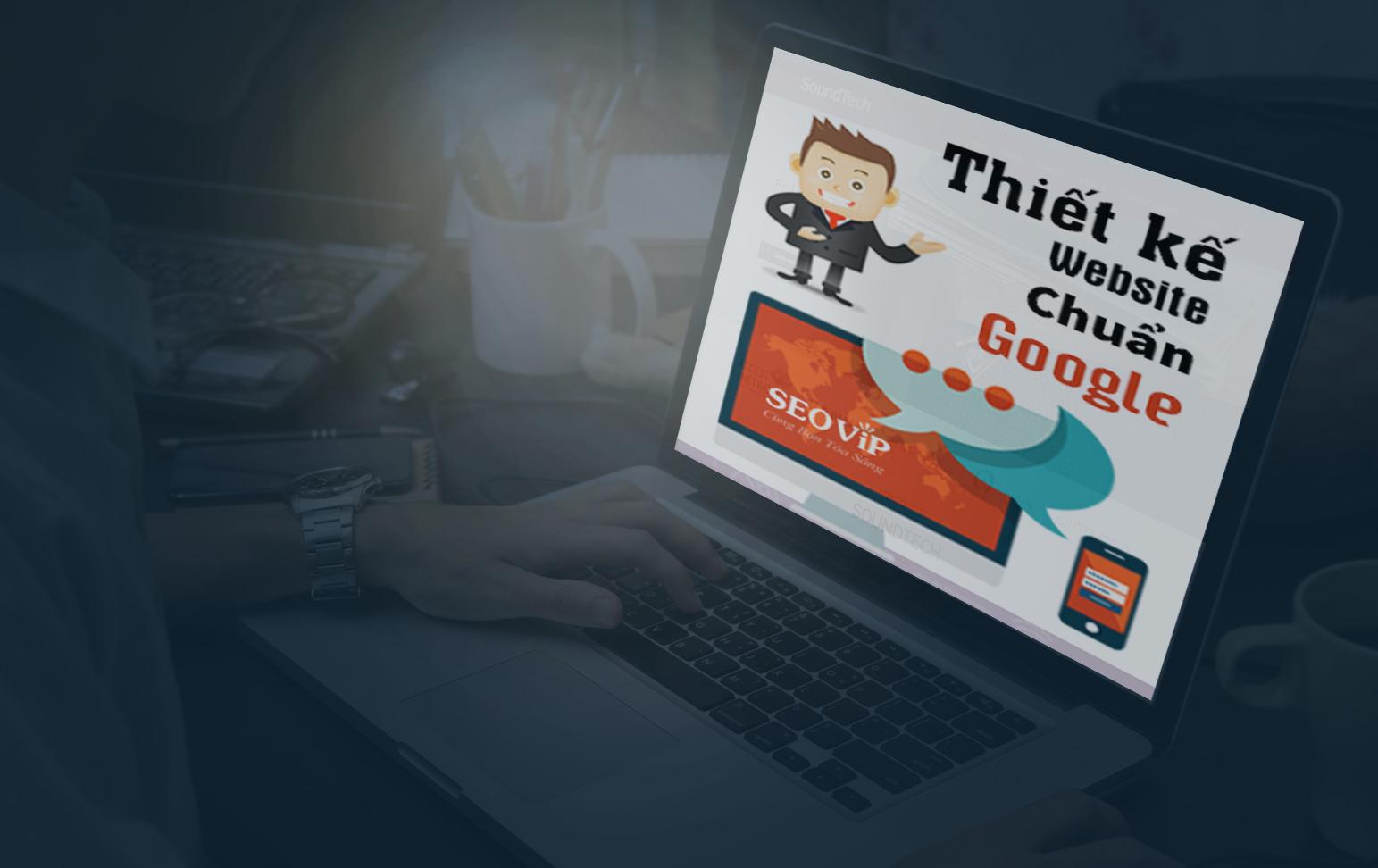 Thiết kế website chuẩn SEO ở Đà Nẵng