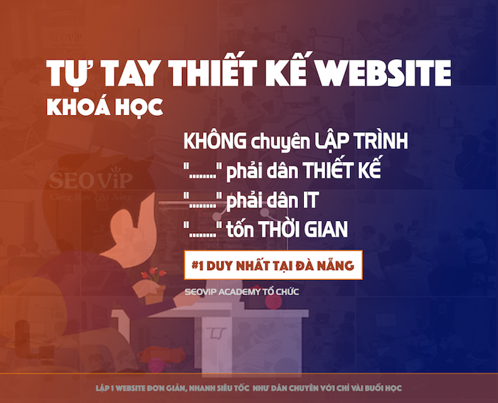 Khóa học Thiết Kế Website
