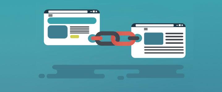 Link liên kết trong website có vấn đề