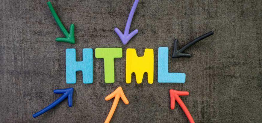 Trang web không có thẻ HTML nâng cao