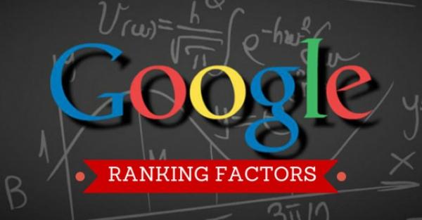 10 yếu tố xếp hạng hàng đầu của Google