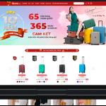 Thiết kế website Thời trang, túi xách, vali giúp tăng doanh số